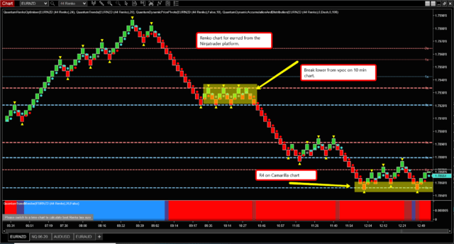 Learn how to trade forex using levels and the renko indicator for MT4 and MT5