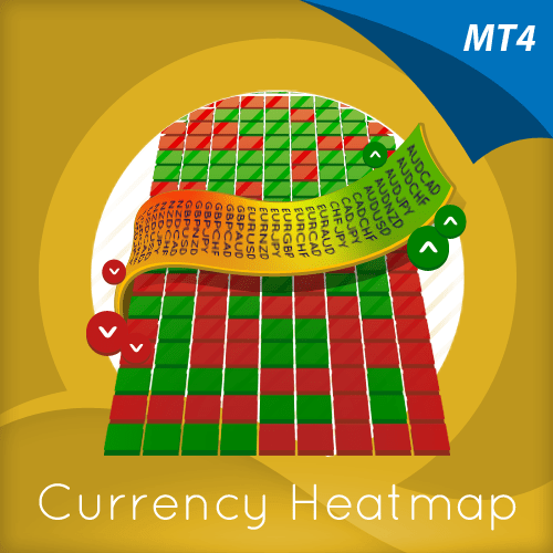 Currency Heatmap Indicator for MT4