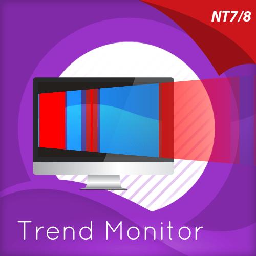 Trend Monitor Indicator for NinjaTrader