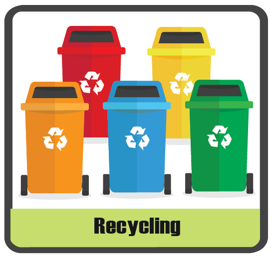 recycling sector image
