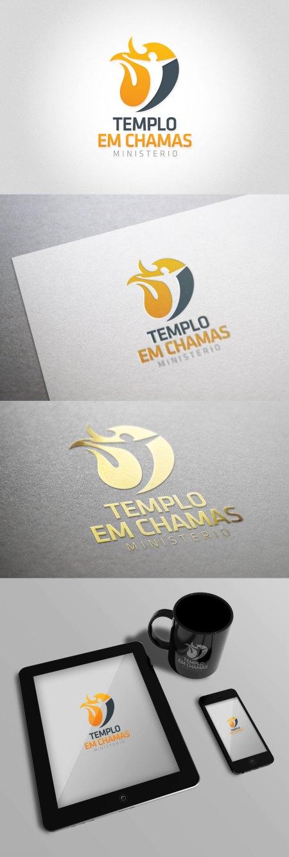 Ministério Templo em Chamas