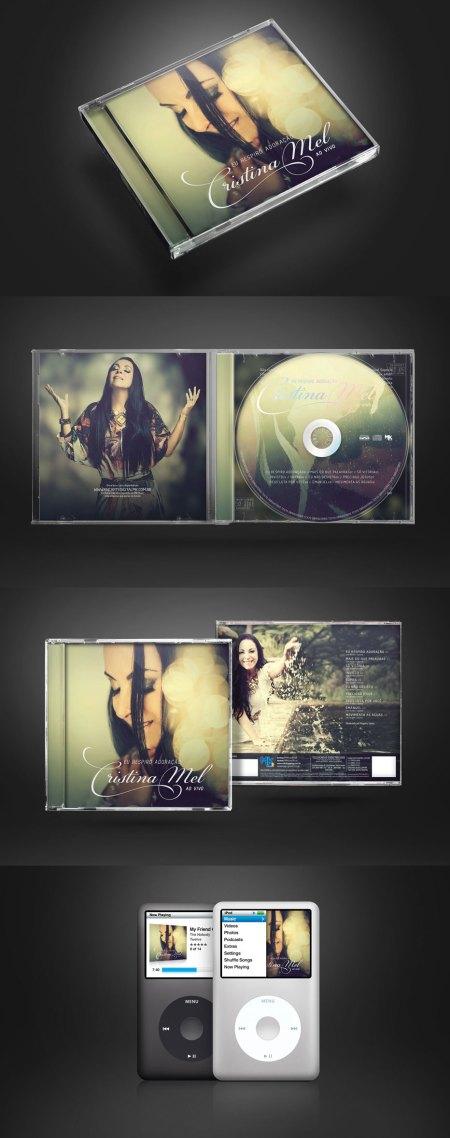 Cristina Mel – Eu respiro adoração