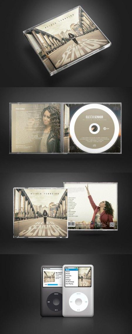 Olivia Ferreira – Ele é o Senhor