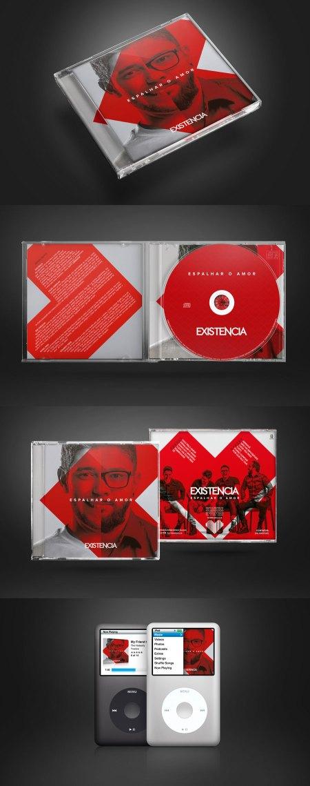 CD Espalhar o Amor – Existencia