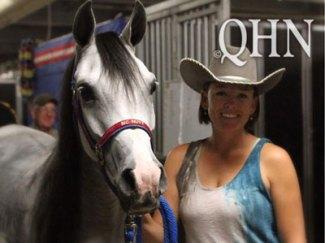 Crystal McNutt & TA Olyvia • Photo by Kelsey Pond