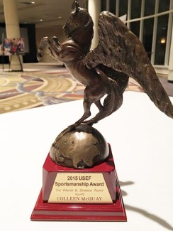 Colleen McQuay Trophy