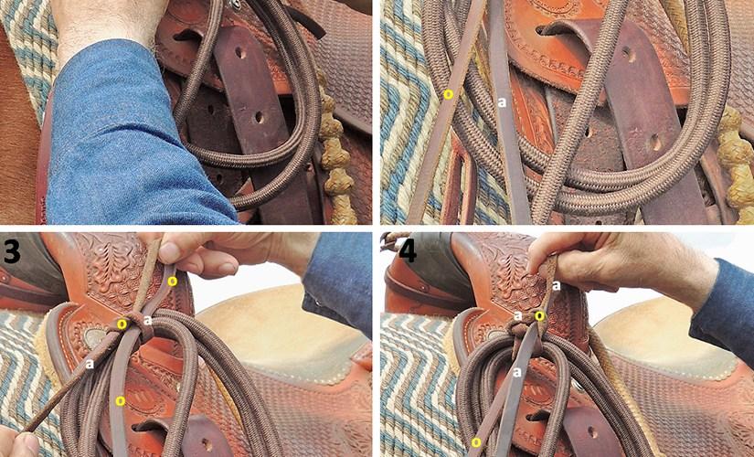 mecate saddle