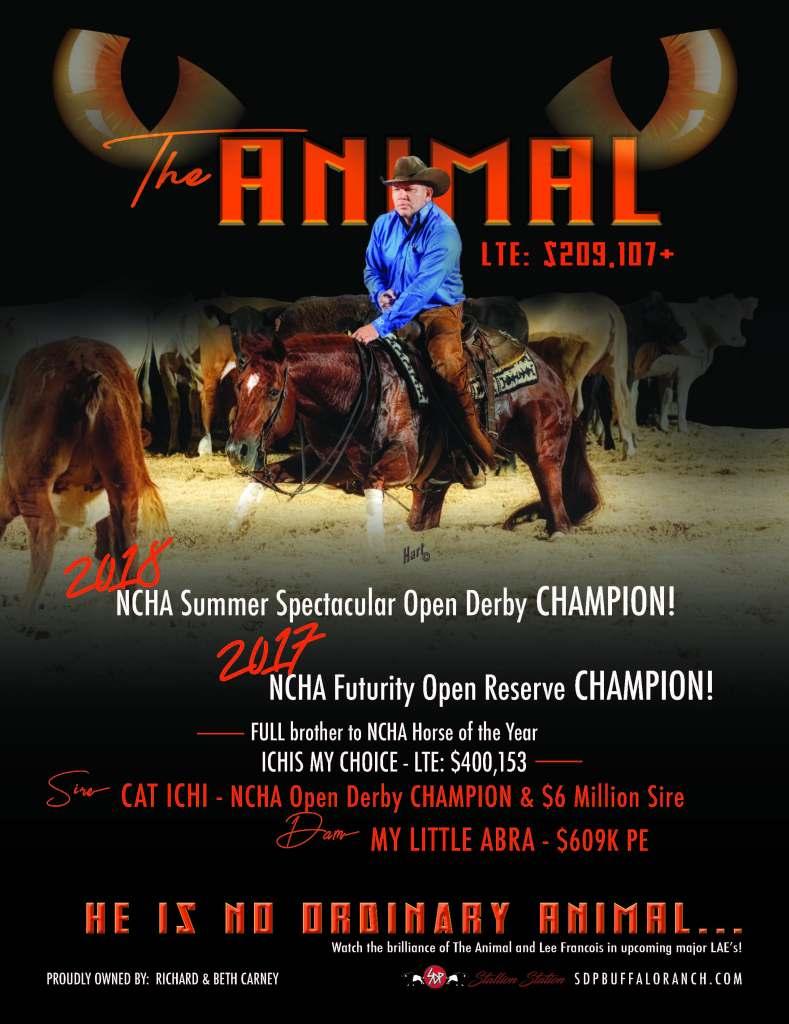 The Animal Promo AD