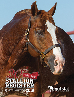 2019 Quarter Horse News Stallion Register
