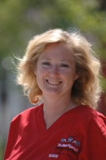 Kim Gardner SDP breeding manager