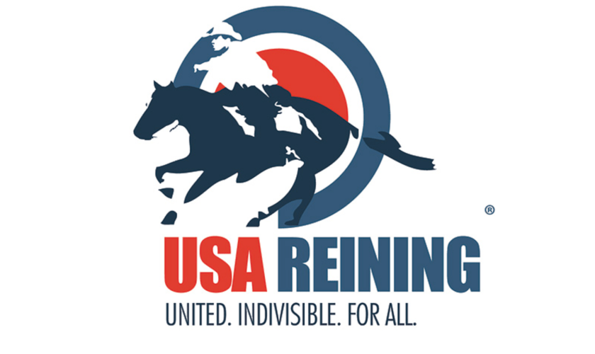 Logo of a horse running