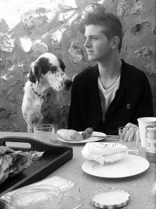 Jakob und Lucky