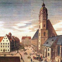 Leipzig in Musical History