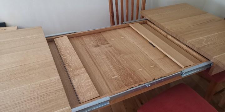 Nick Whiteley table