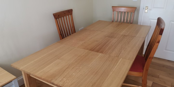 Nick Whiteley table 2