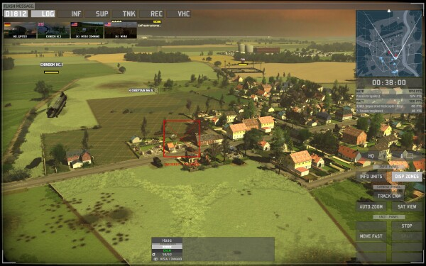 Looking for a Cold War Pokemon RTS Wargame European