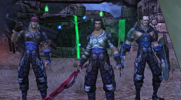 Xenoblade Chronicles Right Hand Man Quarter To Three