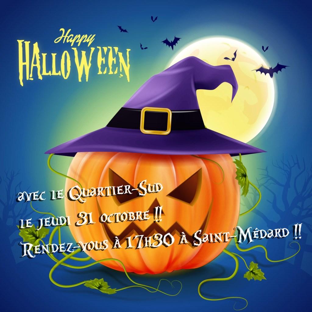 Halloween au Quartier-Sud 2019