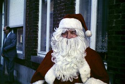 Père Noël 1985