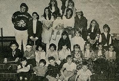 La Troupe 1987