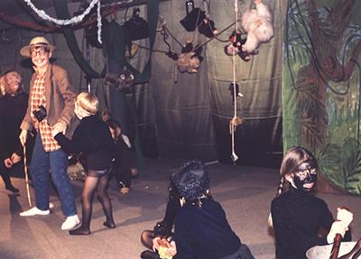 Mononke chez Tarzan
