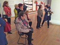 Schirn-Joan Miro Ausstellung