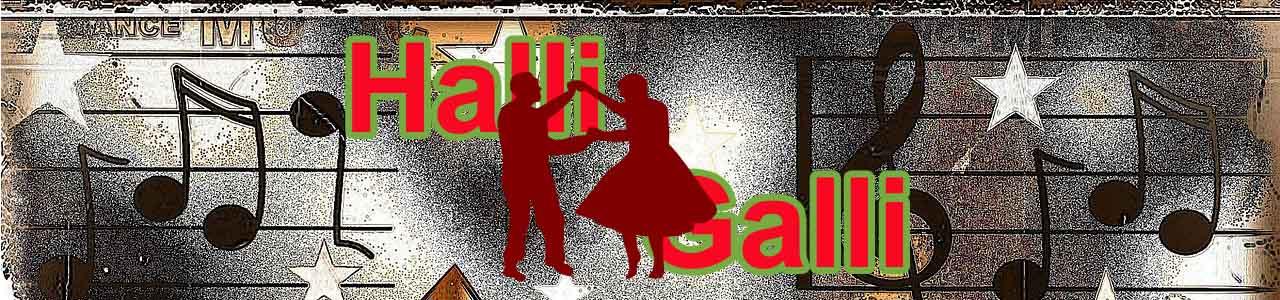 HalliGalli-Tanzabend - 50+