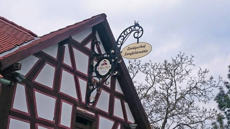 Langfeldmühle bei Hergertshausen