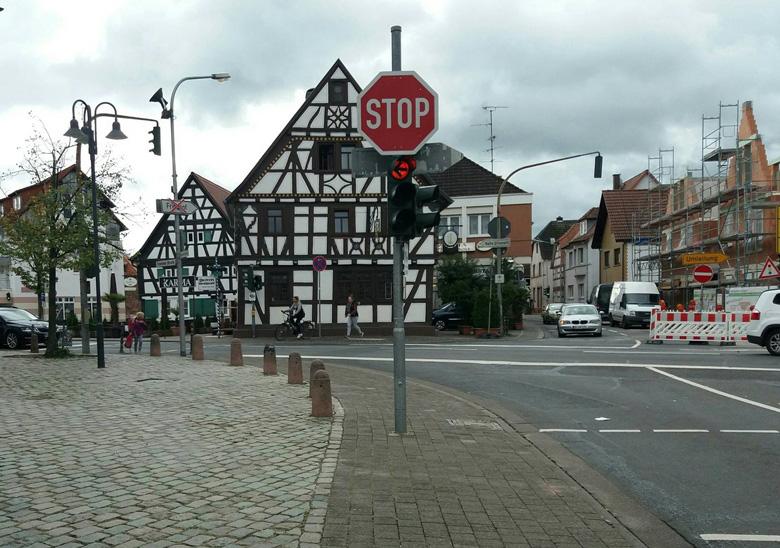 Stadtteilmitte Urberach