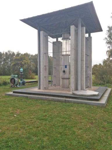 Denkmal im Regionalpark bei Dietzenbach
