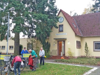 Naturfreundehaus in Neu Isenburg