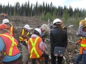 penticton-kids-school-field-trip-tree-planting-quastuco-silviculture