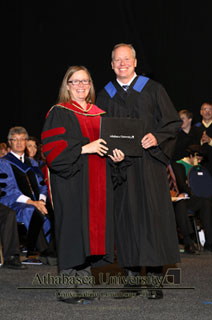 Quastuco Silviculture graduate, Scott Overland.