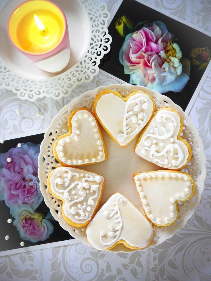 sablé coeur saint Valentin