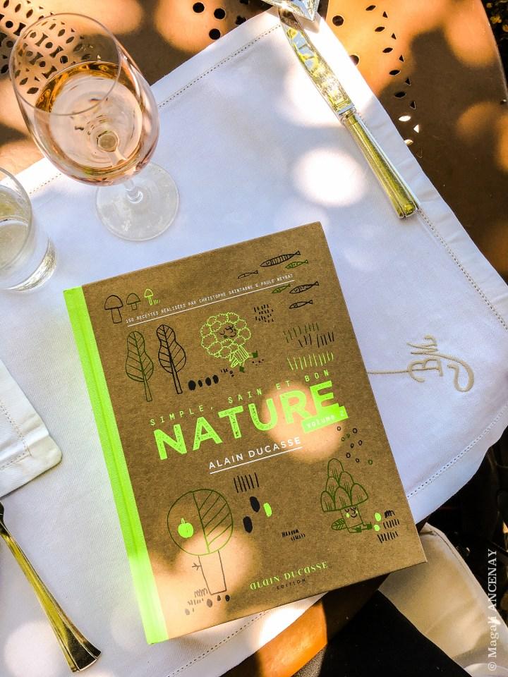 Deuxiéme volume du Livre NATURE, Simple, Beau et Bon