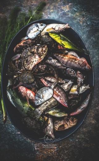 Soupe de poissons Marseillaise