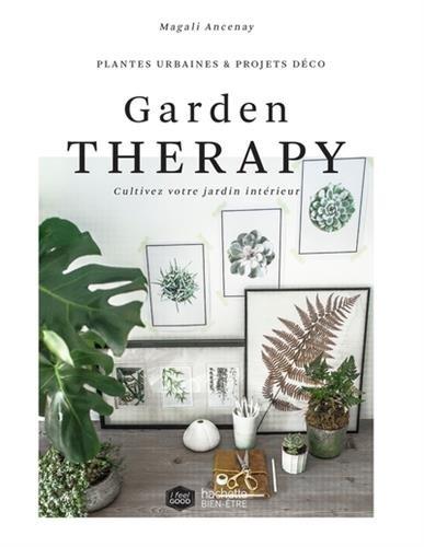Livre garden thérapy