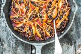Coquilles farcies Magali ANCENAY Photographe Culinaire
