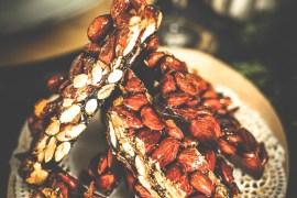 Recette du nougat noir - Magali ANCENAY Photographe Culinaire