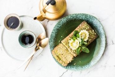 cake citron menthe - Magali ANCENAY Photographe Culinaire
