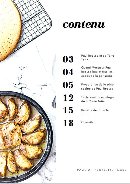 Paul Bocuse et sa Tarte Tatin -  Magali ANCENAY PHOTOGRAPHE Culinaire_