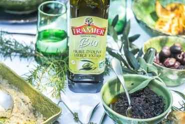Merveilleuses Huiles d'olive TRAMIER