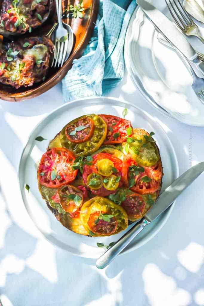 Légumes au four - Magali ANCENAY Agency