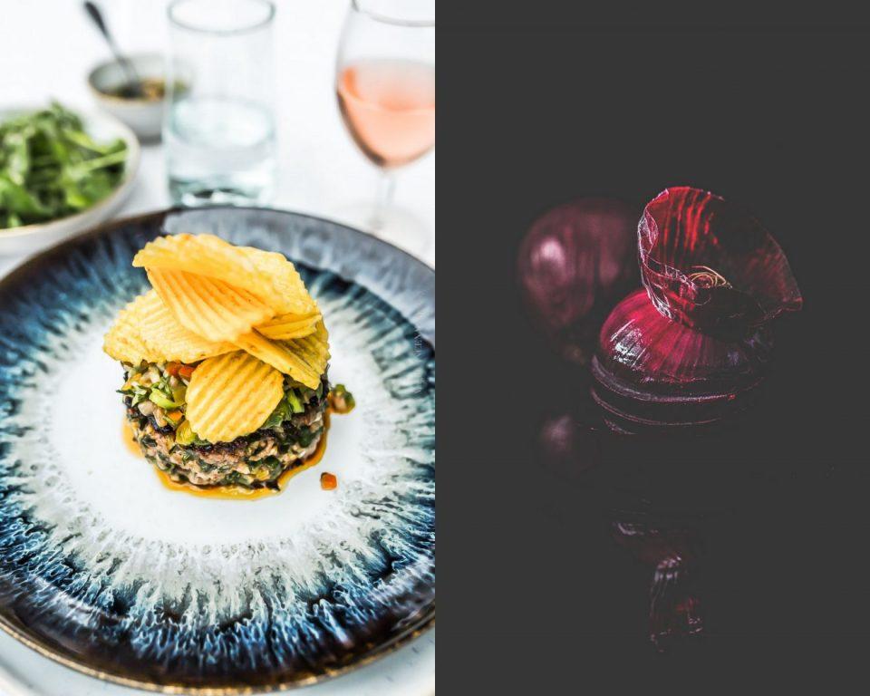 Récolte d'Oignons Rébouillon - Magali ANCENAY Photographe Culinaire