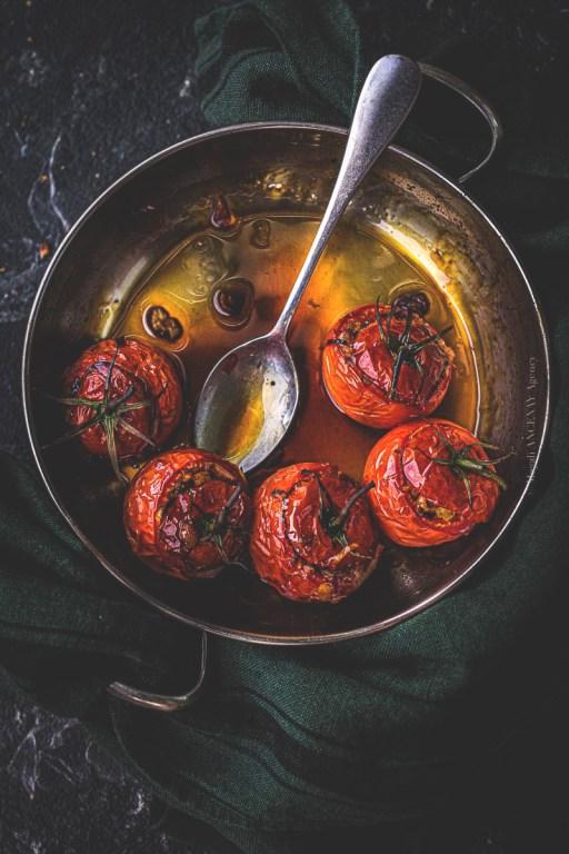 Alain Passard et sa tomate confite aux 12 saveurs