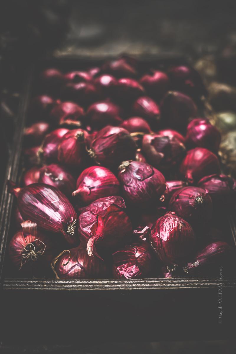 Oignons rouges - MAGALI ANCENAY