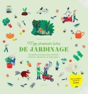 Mon premier livre de jardinage - couverture