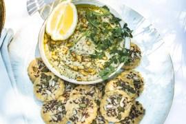 Crackers aux graines - Magali ANCENAY