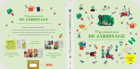 Mon premier livre de jardinage - 1