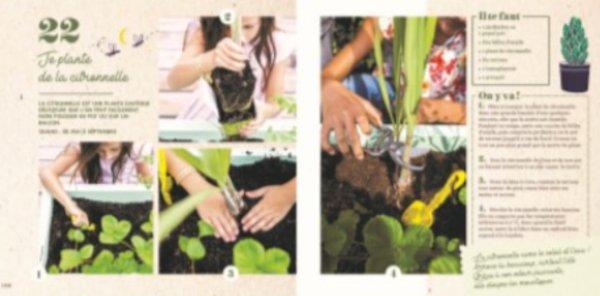 Mon premier livre de jardinage - 4